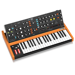 Behringer Poly-D 4-Voice Polyphonic Analog Synth based on a Classic Design (POLYD)