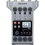 Zoom ZP4 4-input Recorder for Podcasting