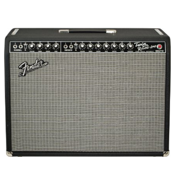 Fender 65TWINREVERB 1965 Reissue All Tube 85watt Combo Amp