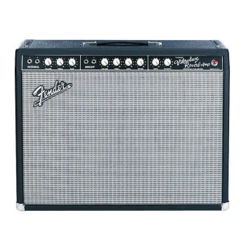 Fender VIBROLUX 40w 2x10 Tube Combo Amp