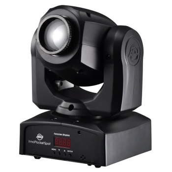 American DJ Compact LED Moving Head with Gobos (INNOPOCKETSPOT)