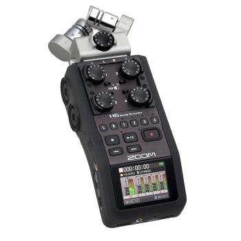 Rock n Roll Rentals - Zoom H6 Handy Recorder