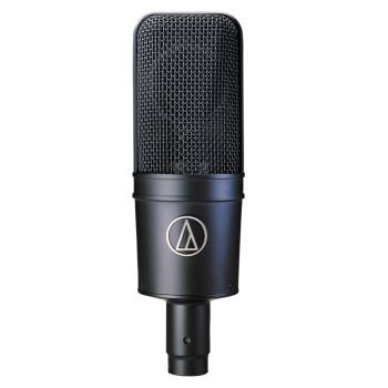 Audiotechnica AT4033 Solid State Large Diaphragm Condenser Mic