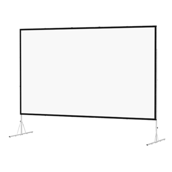 Da-Lite 8X14DUAL 8'x14' HD Dual Scren Fast Fold Frame **Delivery & Set-Up ONLY**