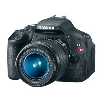 Canon T3I Digital SLR Camera