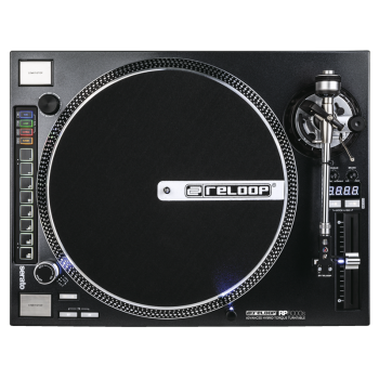 Reloop RP-8000-STR RP8000 Turntable w/ Straight Arm