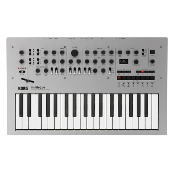 Rock n Roll Rentals - Korg Minilogue 4-Voice 8 Oscillator