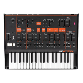 Arp Classic Odyssey Duophonic Analog Synthesizer (ODYSSEY)