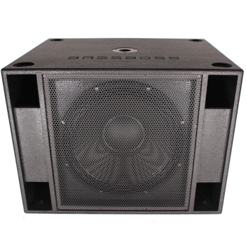 "BASSBOSS SSP118 2400W 18"" Powered Subwoofer"