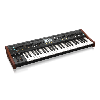 Behringer Deepmind12 12-Voice Polyphonic Analog Synthesizer (DEEPMIND12)