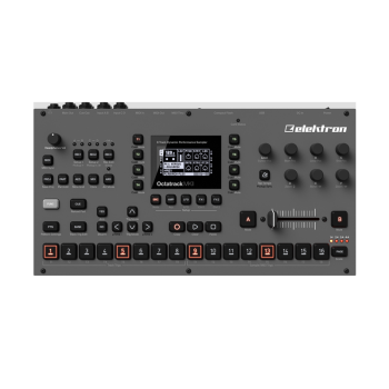 Elektron OctatrackMKII Sampling Workstation/Sequencer (OCTATRACKMKII)