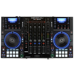 Denon MCX8000SALE 4 channel DJ Controller for Serato or USB drive