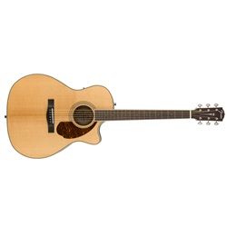 Fender Limited Edition Auditorium Sized Acoustic Guitar with Electronics (PM-4CE)