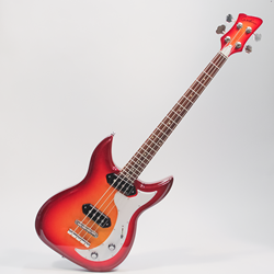"Godin ""Dorchester"" Short Scale Chambered Body Bass (042685)"