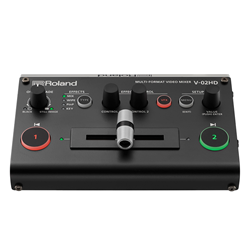ROLAND V-02HD Micro Video Switcher