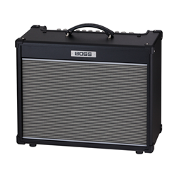 "Boss NEXTONESTAGE 40w 1x12"" Guitar Combo w/Tube Modeling"